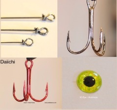 Lure Hardware & Accessories