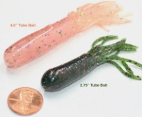 Soft Baits | Grubs, double tails, tube tails ...